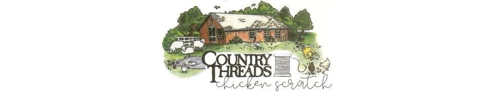 Country Threads Chicken Scratch